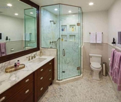 tiny house bath room designs
