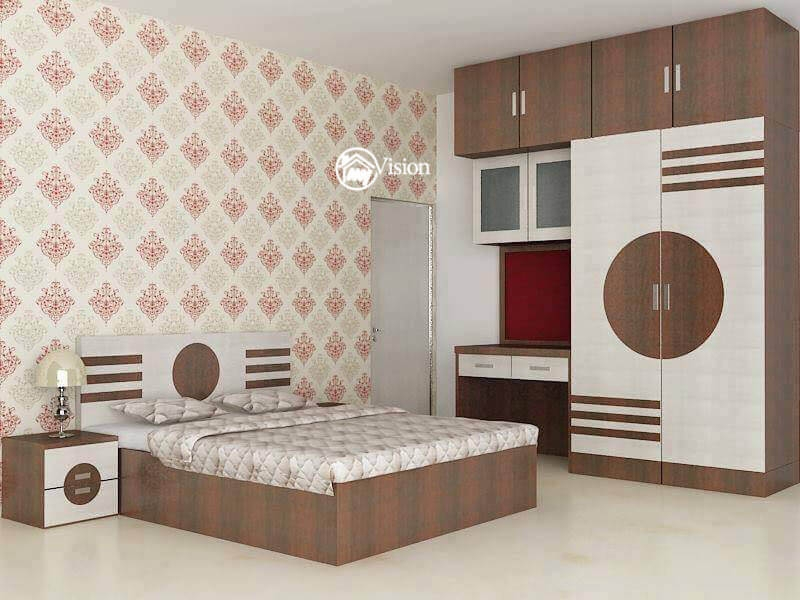 Best Bedroom Interior Designers In Hyderabad - Cupboard ...
