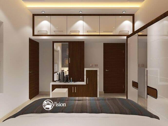 Bed Rooms My Vision Best Interior Designers In Hyderabad Kitchen Bedroom Designs