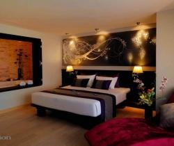 dark colors bedroom