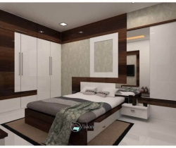 bedrooms with latest cupboards