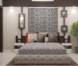 bedrooms with flowers