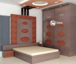 bedroom wardrobe interior design