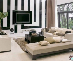 TV units with Sofa sets