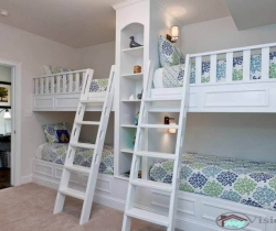 peaceful kids rooms