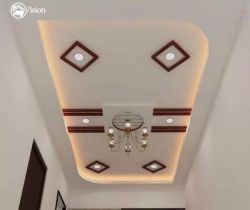 false ceiling images for hall