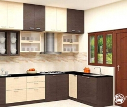 indian kitchen interior