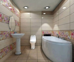 latest bathroom tiles designs