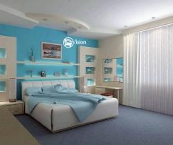 master bedroom interior design hyderabad