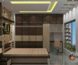 bedroom cupboard designs Hyderabad my vision interiors