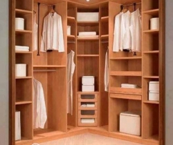 interior wardrobe storage