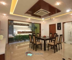 large space dining rooms
