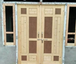 latest wooden door design for home images