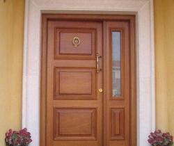 wooden front door designs for houses
