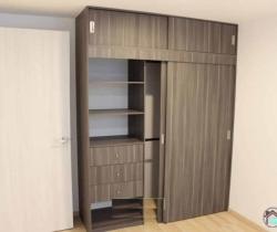 one side cupboard dressing room