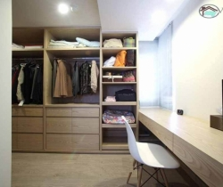 Spacious Dressing Room