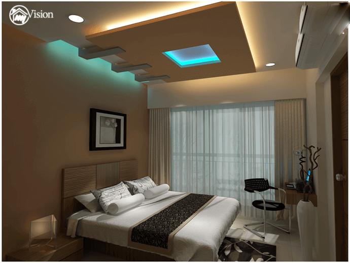 False Ceiling Designs In Hyderabad - Gypsum | POP | Fiber ...