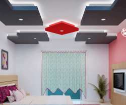 False Ceiling Contractor in Hyderabad my vision