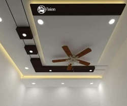 False Ceiling Contractors in Hyderabad my vision
