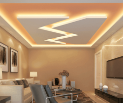 Hall False Ceiling Designing images
