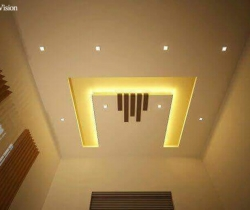 ceiling pop design small hall images