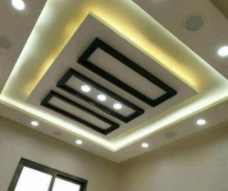 ceiling pop design small hall my vision