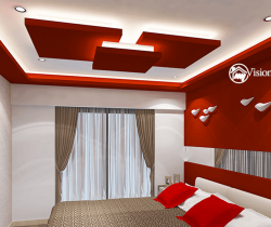 false ceiling design for bedroom images