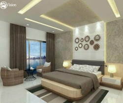 plain false ceiling designs