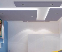 pop gypsum false ceiling images