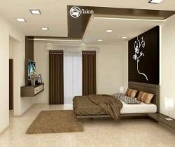 simple false ceiling design for hall