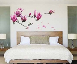 simple wall painting bedroom