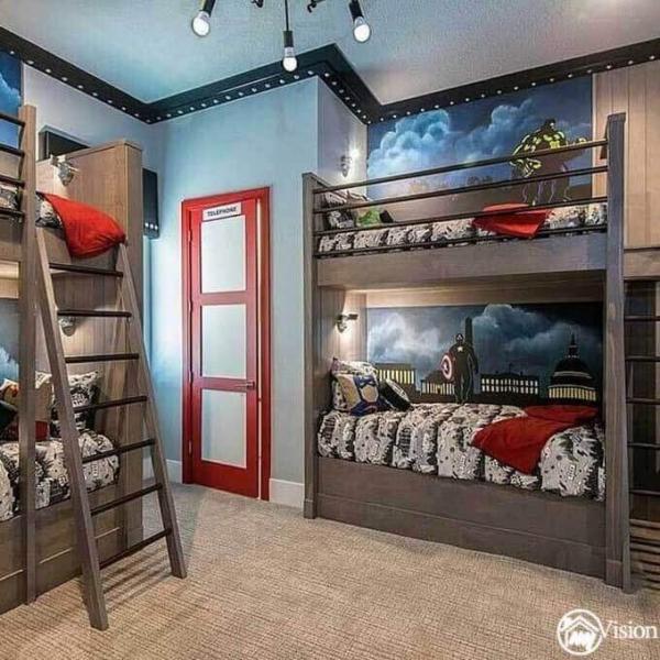 Home Interior Design Ideas Hyderabad: Kids Rooms Interior Designers In Hyderabad