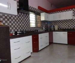 designed wall kitchen rooms
