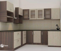 modular kitchen models