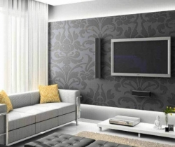 living rooms with TV furniture