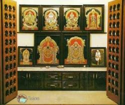 modern pooja rooms
