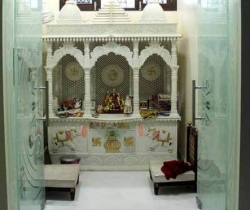 latest pooja rooms