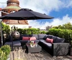 fabulous terrace
