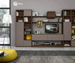 living tv unit design