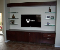simple tv wall unit designs  images my vision