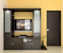 tv design in living room