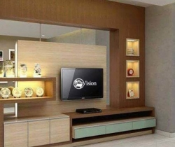 wall mounted tv unit images