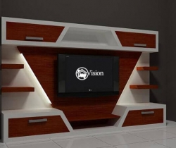 wide tv unit