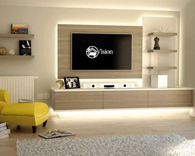 Best Tv Units Designers In Hyderabad Modern Tv Units